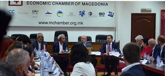 Macedonia and Iran pledge to boost trade cooperation