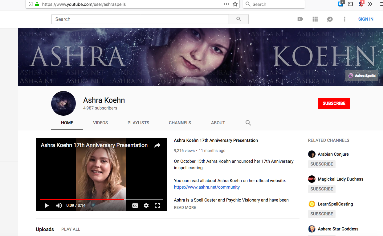 Ashra Koehn Scam Truth