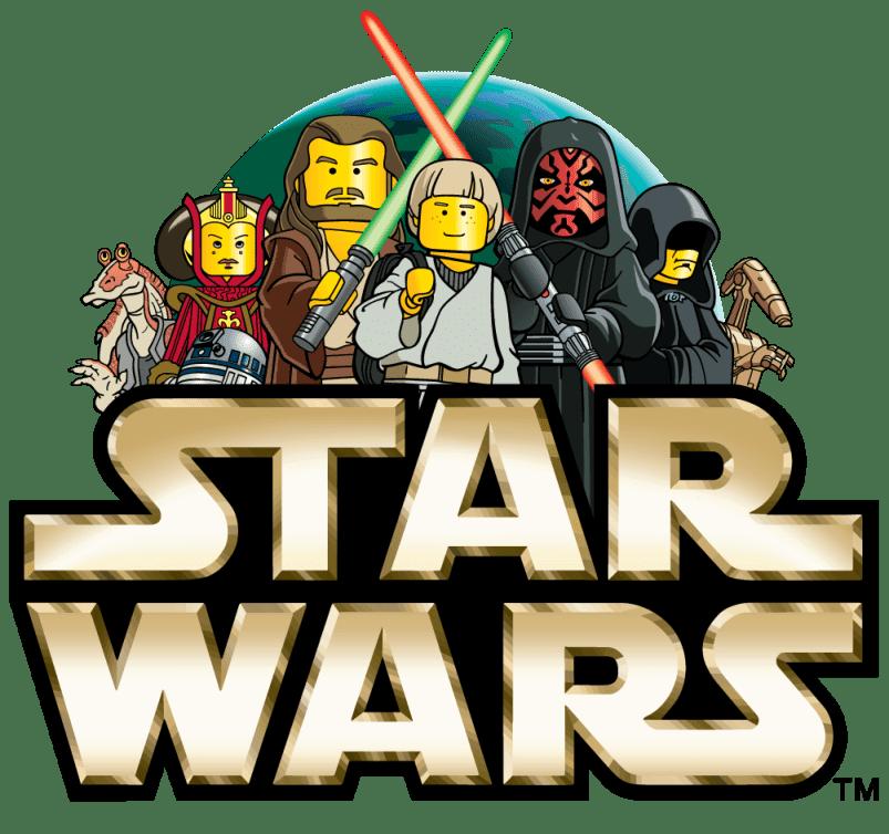 Cortos de Lego Star Wars.