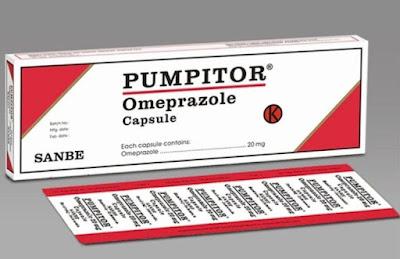 Harga Pumpitor Obat Tukak Duodenum Terbaru 2017