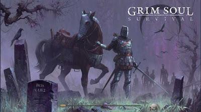 Grim Soul Dark Fantasy Survival Mod Apk Download (Free Craft/Skills)