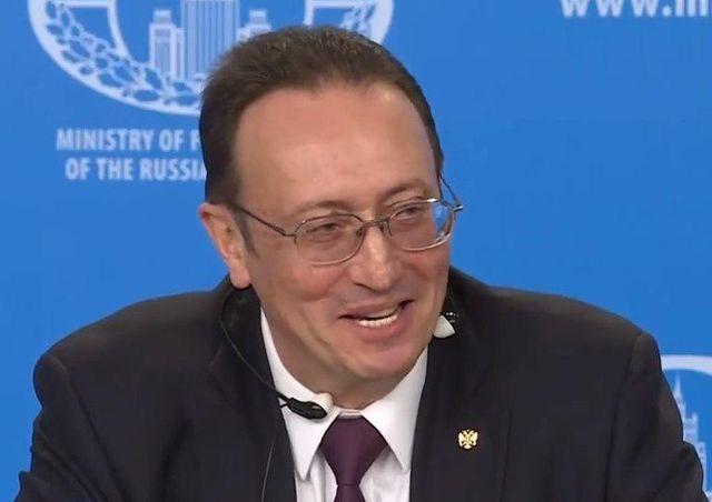 Александр Роджерс: МИД РФ и нормальная имперская риторика