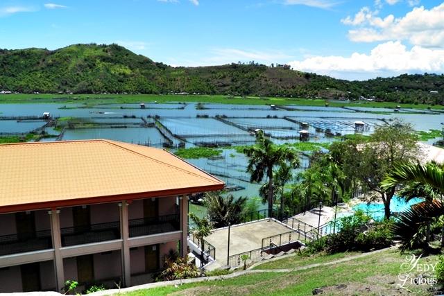 Overlooking Laguna Lake