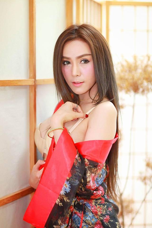 Thailand Girl Khwankanang Buakong Beauty Photoshoot (41 Pict)