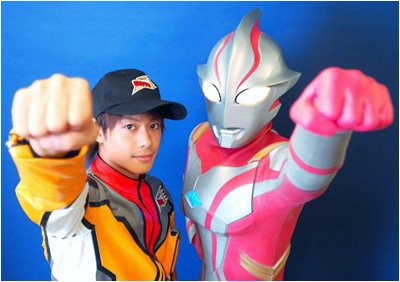 Ultraman Mebius Mirai Ultraman Mebius Is Now...