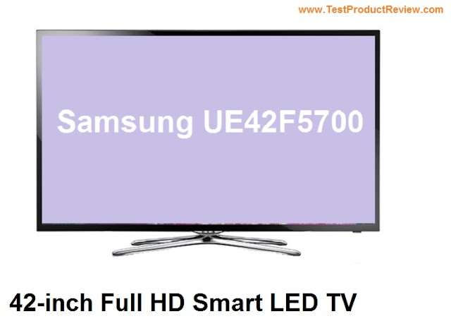 Samsung UE42F5700 42-inch Full HD Smart LED TV