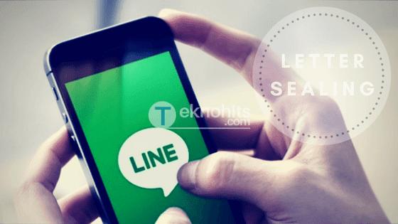 Cara Mengaktifkan Fitur Letter Sealing di Line