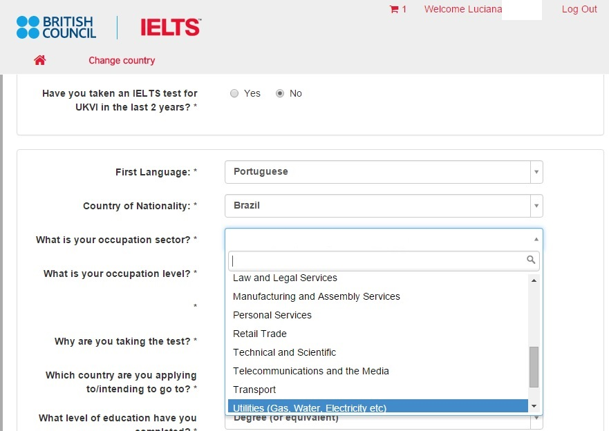 The Journey of a Brazilian - English couple: Applying for