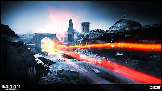 wallpaper backgrounds battlefield 3 aftermath