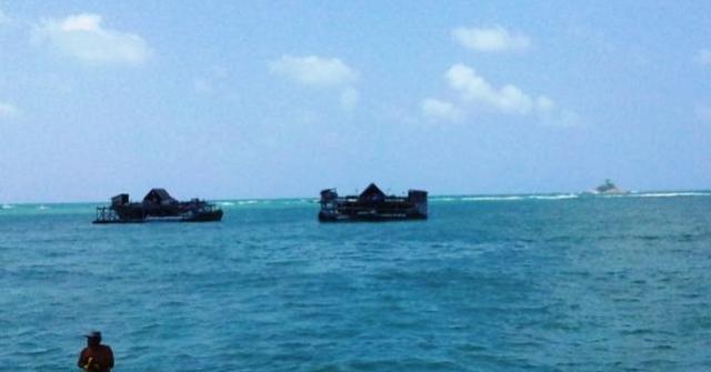 Nelayan NTT Diselamatkan Kapal Australia