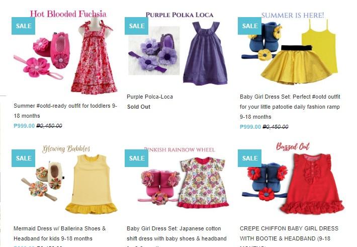 Zuri Baby Couture Baby Fashion