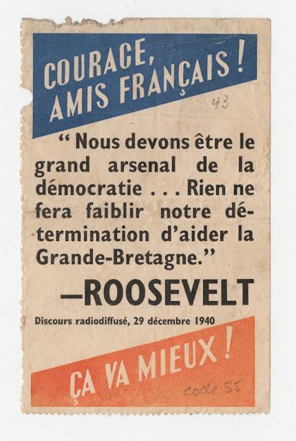 23 February 1941 worldwartwo.filminspector.com British propaganda leaflet