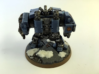 40k space wolves bjorn the fell handed - Rear