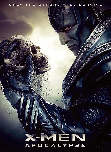 Primul Poster X-Men: Apocalypse.