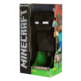 Minecraft Spin Master Enderman Plush