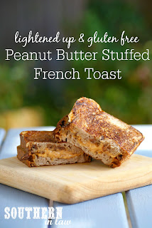 Healthy Peanut Butter Raisin Toast French Toast Recipe