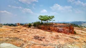 Champakadhama Fort, Karnataka