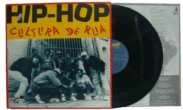LP Hip Hop Cultura de Rua comemora 30 anos de história