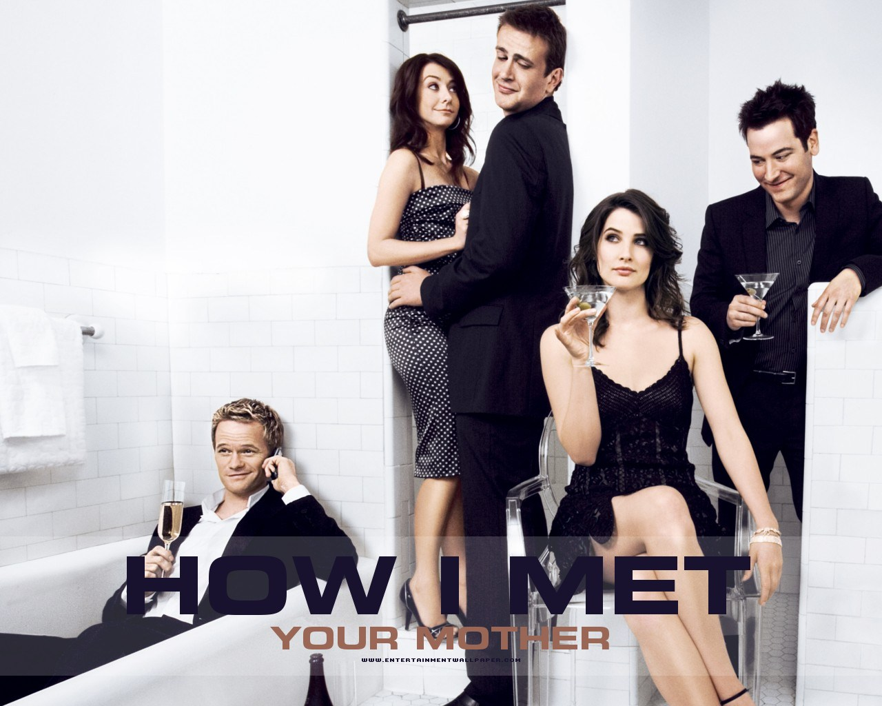 Himym Quotes Wallpaper Wallpaper Db How I Met Your Mother Background