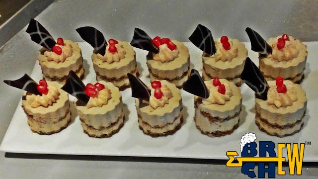 Tangerine - Davanam Sarovar Portico Suites Cheese Cake