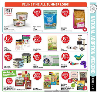 Pet valu Flyer June 1 – 11, 2017
