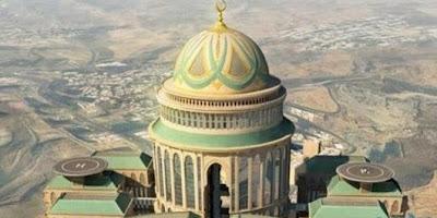 Makkah Bakal Punya Hotel Terbesar Sejagat