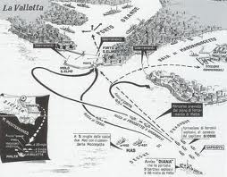 Italian naval plan of attack on Malta, 26 July 1941 worldwartwo.filminspector.com