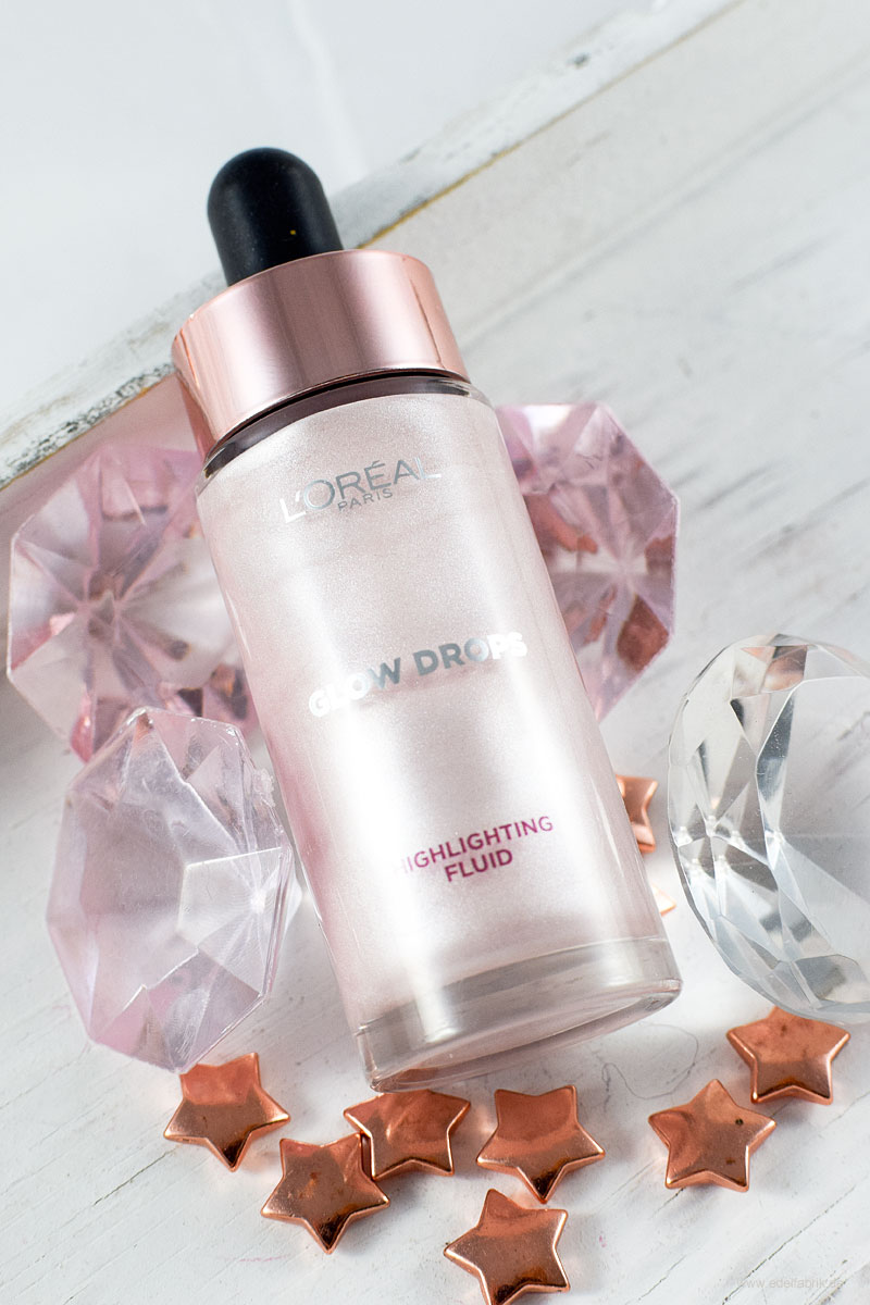 L'Oréal Paris, Merry Metals Glow Drops Highlighting Fluid