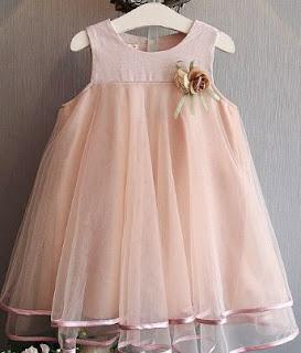 Vestidos para Niñas, Detalles Exclusivos