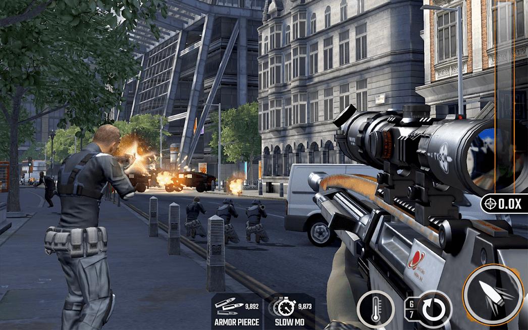 Sniper Strike Special Ops MOD Munição Infinita 500051