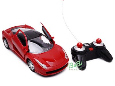 Chọn xe ô tô điều khiển như thế nào là đúng cách?