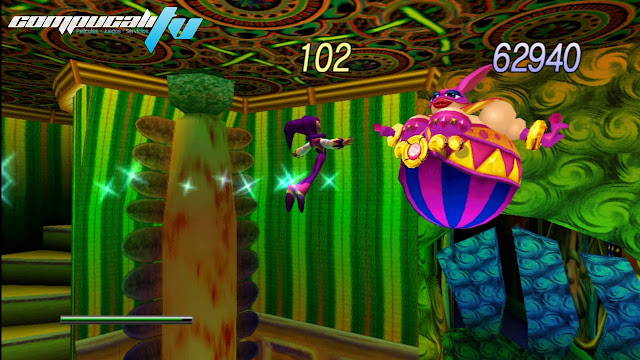 Nights Into Dreams Juego para PC FLT Descargar 2012