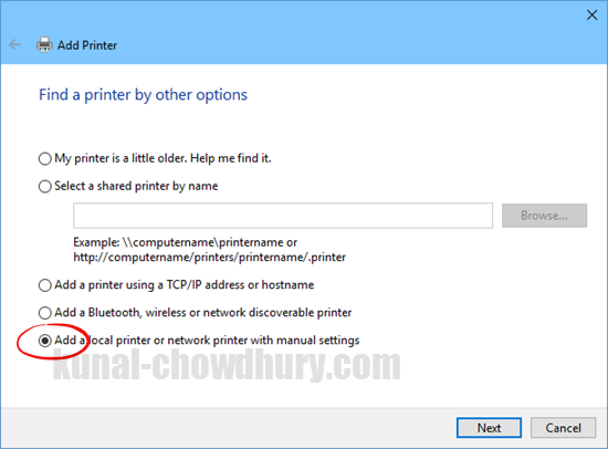 Here's how to add Microsoft Print to PDF driver in Windows 10 (www.kunal-chowdhury.com)