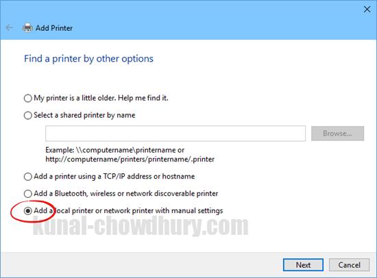 Here's how to add Microsoft Print to PDF driver in Windows 10 (www.kunal-chowdhury.com)