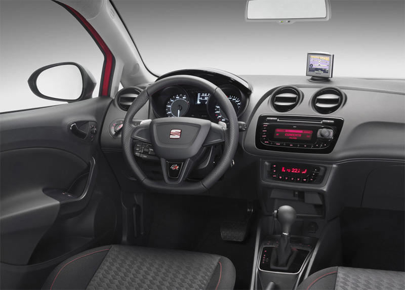 2012 seat ibiza fr tdi sc car to ride. Black Bedroom Furniture Sets. Home Design Ideas