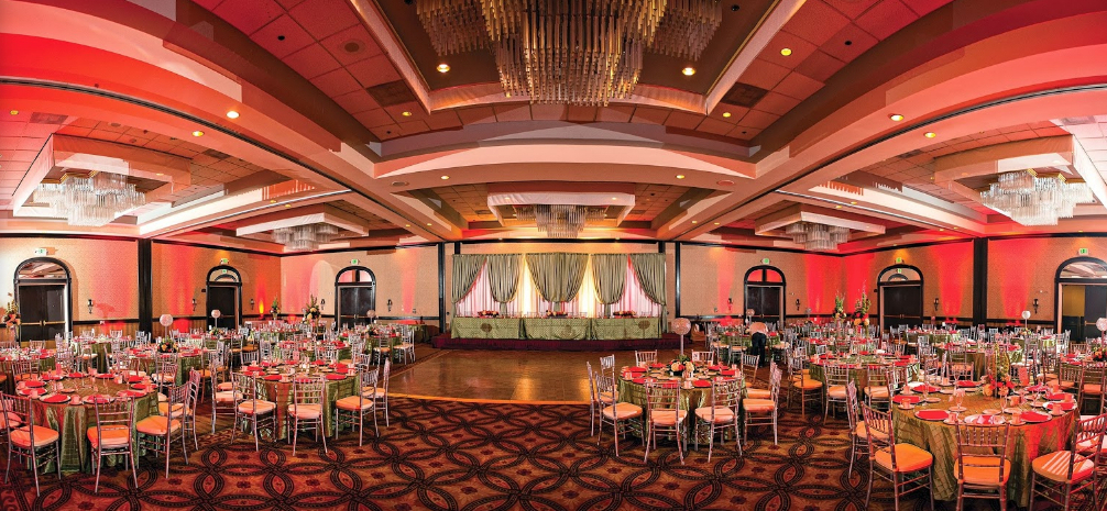 Doubletree By Hilton Hotel Modesto Wedding Venue