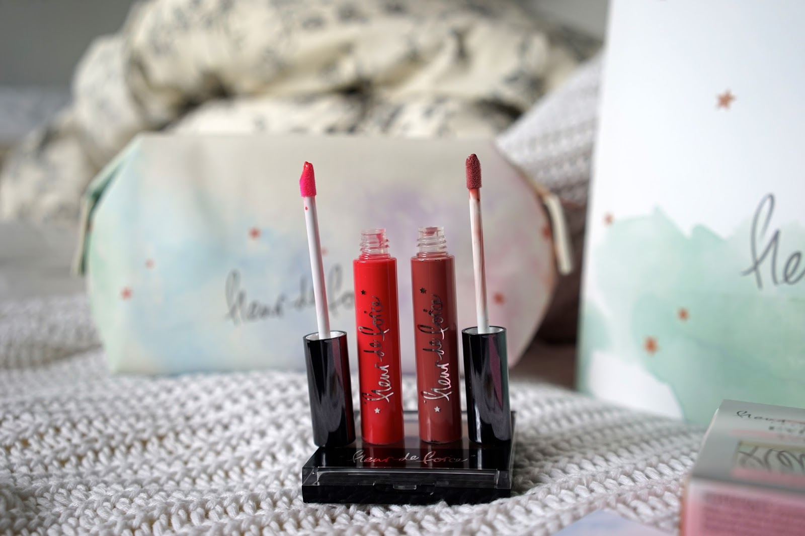 Fleur De Force lipgloss review