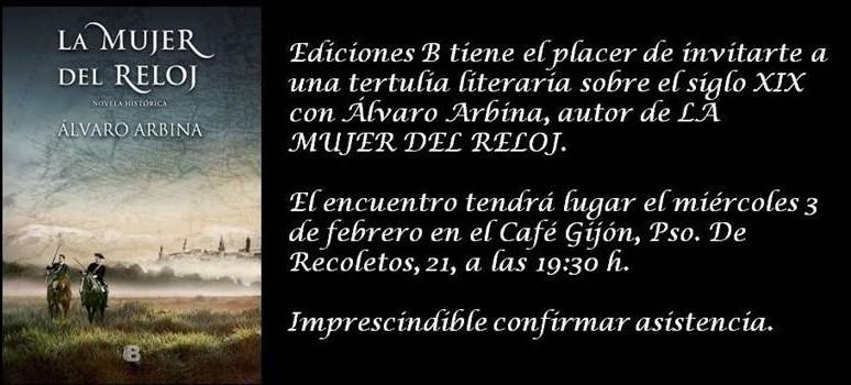 a17e0cc19d00 El Búho entre libros  ENCUENTRO LITERARIO CON ÁLVARO ARBINA (LA ...
