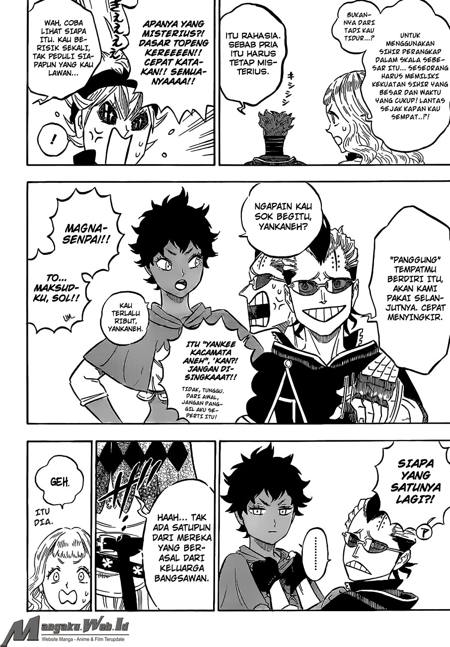 Black Clover Chapter 115-16