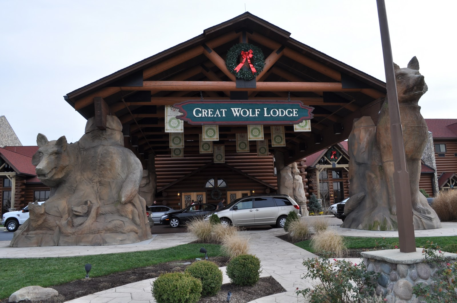 Fell Family Fun The Great Wolf Lodge