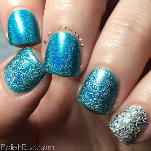 Skittlette with Dainty Digitis, KBShimmer and Misslyn - McPolish