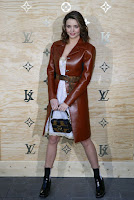 Miranda Kerr at Louis Vuitton Dinner Party in Paris