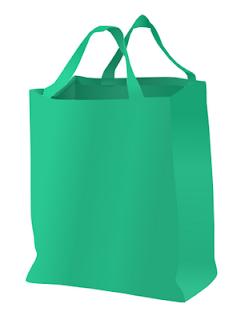 Final Green Vector Canvas Bag