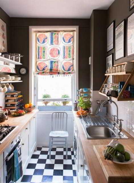 Dapur Minimalis Ukuran 3 Meter