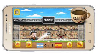 تحميل العاب كرة قدم للموبايل مجانا