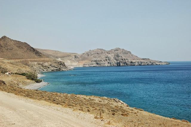 Παράξενη αφήγηση ψαροντουφεκά για όσα βίωσε σε απομονωμένη ακτή της Ν. Κρήτης