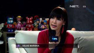 Aelke Mariska sebagai pemeran Makoto
