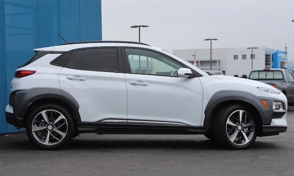 2018 Hyundai Kona 1.6L Turbo AWD Review