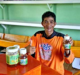 Setiap Periau (Pengumpul madu hutan) menggunakan cara yang ramah lingkungan dalam tiap proses produksi madu. Melalui harga minimum per kilonya Rp. 85 ribu hingga Rp. 100 ribu, Masyarakat dari desa Leboyan dan Semangit mampu membeli speedboat 15 pk seharga Rp. 28 juta untuk sekali panen.