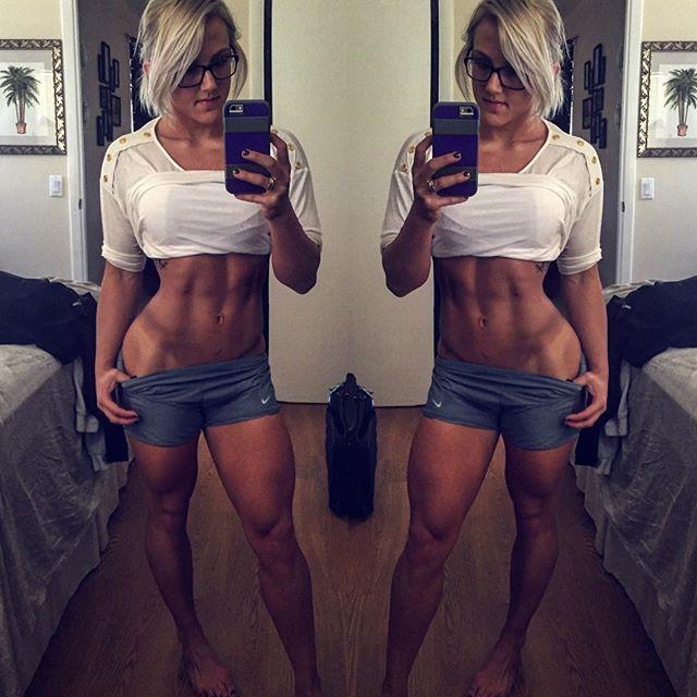 Fitness Model Rachael Frieza @rachulfreyafit Instagram photos